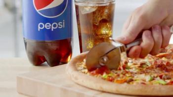 Papa John's TV Spot, 'Pizza Without Pepsi' - Thumbnail 2
