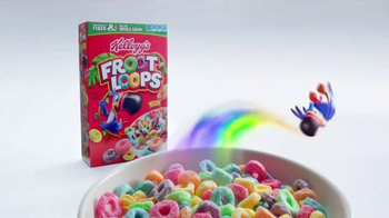 Froot Loops TV Spot, 'Bring Back the Awesome' - Thumbnail 9