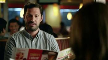 Applebee's Take Two Menu TV Spot, 'Indecision' - Thumbnail 5