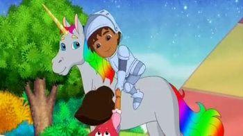 Dora's Magical Sleepover TV Spot