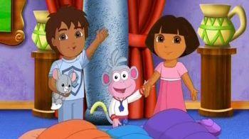 Dora's Magical Sleepover TV Spot - Thumbnail 9