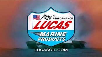 Lucas Marine Products TV Spot