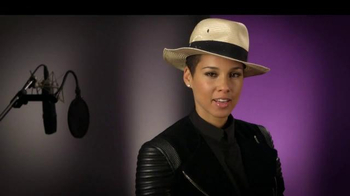Greater Than Aids TV Spot, Featuring Alicia Keys - Thumbnail 1