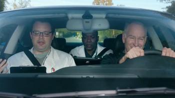 Bridgestone Tires TV Spot Featuring John McEnroe - Thumbnail 8
