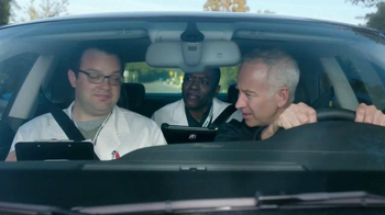 Bridgestone Tires TV Spot Featuring John McEnroe - Thumbnail 9