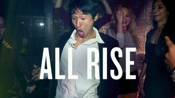 New Amsterdam Spirits TV Spot, 'All Rise' Song by Crown And The M.O.B.