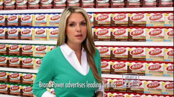 Boost Original TV Spot, 'Brand Power: Improved Formula' - Thumbnail 2