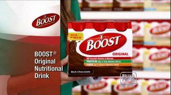 Boost Original TV Spot, 'Brand Power: Improved Formula'