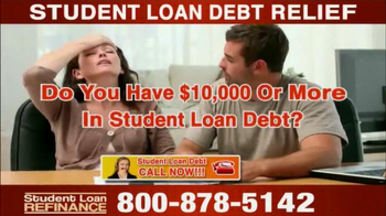 Student Loan Debt Relief TV Spot, 'Special Free Offer' - Thumbnail 2