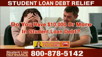 Student Loan Debt Relief TV Spot, 'Special Free Offer' - Thumbnail 3