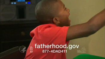 National Responsible Fatherhood Clearinghouse TV Spot, 'Guys' Night Out' Featuring Titus O'Neil - Thumbnail 10