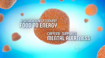 One A Day Adult VitaCraves Gummies with Energy Support TV Spot, 'Tightrope' - Thumbnail 5