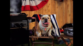 Mattress Discounters 4th of July Sale TV Spot, 'Bulldog's Backyard BBQ'