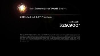 2015 Audi A3 TV Spot, 'Hugs Corners. Cuts None' - Thumbnail 10