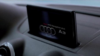 2015 Audi A3 TV Spot, 'Hugs Corners. Cuts None' - Thumbnail 3