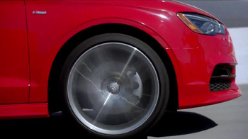 2015 Audi A3 TV Spot, 'Hugs Corners. Cuts None' - Thumbnail 6