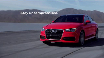 2015 Audi A3 TV Spot, 'Hugs Corners. Cuts None' - Thumbnail 7