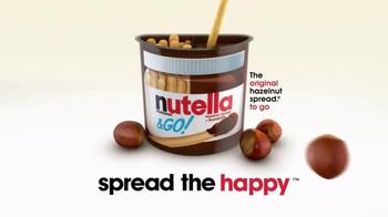 Nutella & Go! TV Spot, 'Happy to Go' - Thumbnail 8