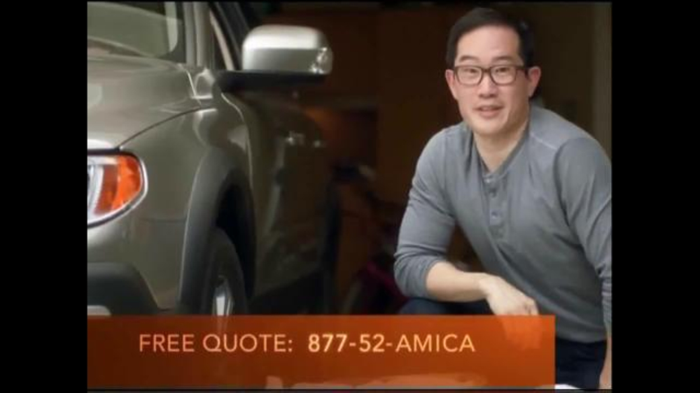 amica mutual insurance company tv commercial 39 standards 39. Black Bedroom Furniture Sets. Home Design Ideas