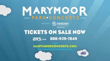 Marymoor Park Concerts TV Spot - Thumbnail 10
