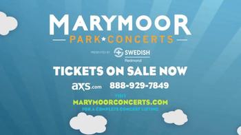 Marymoor Park Concerts TV Spot - Thumbnail 9
