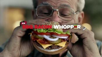 Burger King BBQ Bacon Whopper TV Spot, 'Rewind' - Thumbnail 8