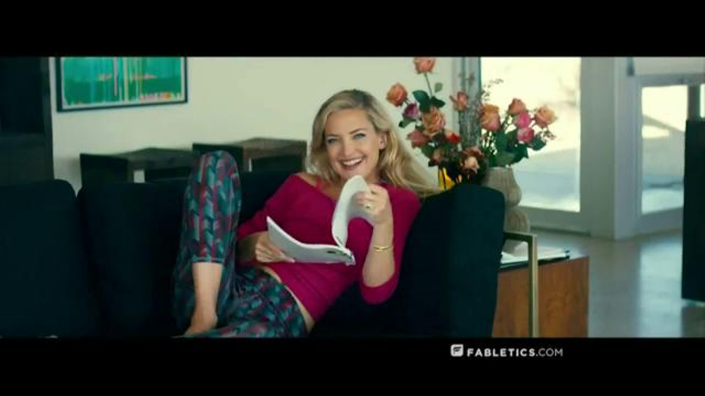 Fabletics.com TV Commercial, 'Life Is a Journey' Featuring Kate Hudson