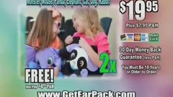 Ear Pack TV Spot - Thumbnail 10