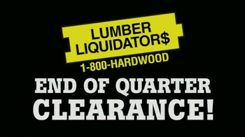Lumber Liquidators TV Spot, 'Every Floor'