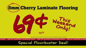 Lumber Liquidators TV Spot, 'Every Floor' - Thumbnail 7