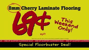 Lumber Liquidators TV Spot, 'Every Floor' - Thumbnail 8