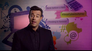 The More You Know TV Spot, 'Cyber Bullying' Featuring Carson Daly - Thumbnail 6