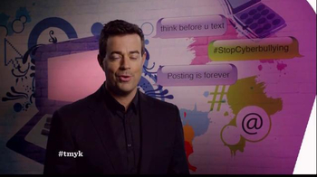 The More You Know TV Spot, 'Cyber Bullying' Featuring Carson Daly - Thumbnail 9