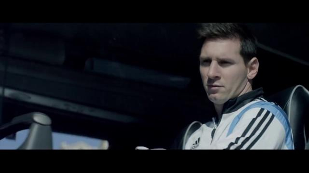 Beca Se infla Conquistar  adidas TV Commercial, 'The Dream: All in or Nothing' Ft. Lionel Messi,  Jordi Alba - iSpot.tv