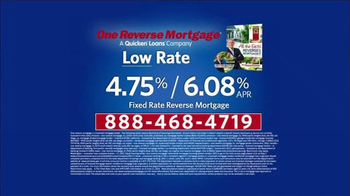 One Reverse Mortgage TV Spot, 'Low Rate' Featuring Henry Winkler - Thumbnail 9