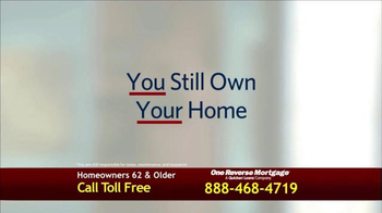 One Reverse Mortgage TV Spot, 'Low Rate' Featuring Henry Winkler - Thumbnail 4