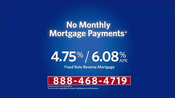 One Reverse Mortgage TV Spot, 'Low Rate' Featuring Henry Winkler - Thumbnail 6