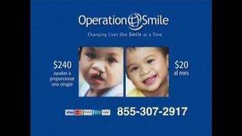 Operation Smile TV Spot, 'Una Sonrisa Nueva' [Spanish]
