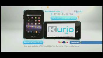 Kurio 4S Touch TV Spot, 'Your World' - Thumbnail 5