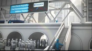 Nadex TV Spot, 'Trade Market Events' - Thumbnail 2