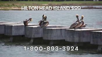 Hilton Head Island TV Spot, 'Baby Vacation Promotion' - Thumbnail 3