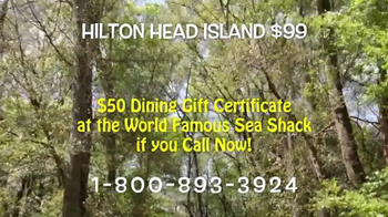 Hilton Head Island TV Spot, 'Baby Vacation Promotion' - Thumbnail 8