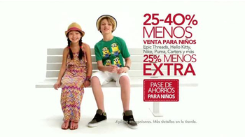 Macy's Venta De Verano TV Spot [Spanish] - Thumbnail 9