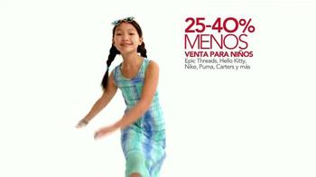 Macy's Venta De Verano TV Spot [Spanish] - Thumbnail 8
