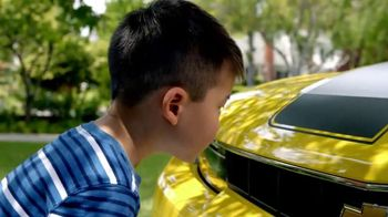 2014 Chevrolet Camaro TV Spot, 'Transforming Your Everyday' - 155 commercial airings