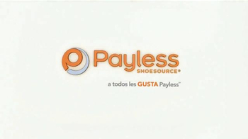 Payless Shoe Source TV Spot, 'Amiguitas' [Spanish] - Thumbnail 9
