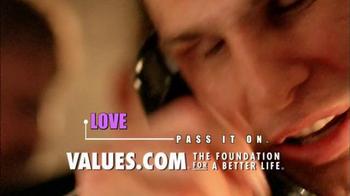 Values.com TV Spot, 'Love' - Thumbnail 10