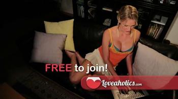 Loveaholics.com TV Spot thumbnail