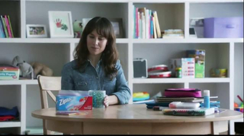 Ziploc TV Spot, 'Life Lessons: Back to School' - Thumbnail 1