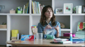 Ziploc TV Spot, 'Life Lessons: Back to School' - 4606 commercial airings